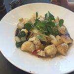 Chicken and Tarragon gnocchi