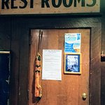 Notices and nautical decore