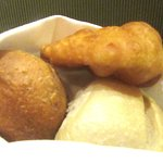 Good Complementary Breat Basket, Sage Cafe, Barona Casino, Lakeside, Ca