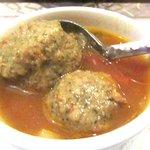 Meatball Soup, Sage Cafe, Barona Casino, Lakeside, CA
