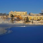 Stay in our resort overlooking Lake Rosseau