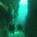 Blackrock canyon dive