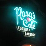Rosa's Cafe & Tortilla Factory, Temecula, Ca