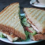 escallops chicken sandwich