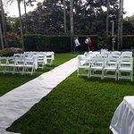 Great spot for weddings!