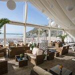 Lusty Glaze Beach Restaurant Foto