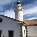 Capdepera lighthouse ภาพถ่าย