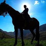 Le Centre Équestre le Lienz et Le Pic Du Midi Barèges Pyrénées équitation montagne balade randon