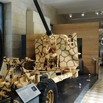 Antiaircraft Bofors 40-mm gun