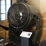 90 cm Projector searchlight