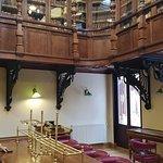 Detalle de la biblioteca