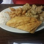 Small Seafood Platter