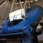 Inside the 4-Meter Mayall Telescope