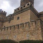 Photo of Castillo de los Mendoza (Castillo nuevo de Manzanares El Real)