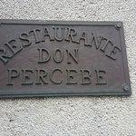 Billede af Don Percebe