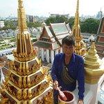 صورة فوتوغرافية لـ Wat Ratchanatdaram Woravihara (Loha Prasat)