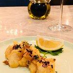 Superb tempura shrimp