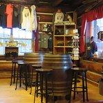 Saloon seating