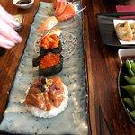 Foto van Sushi Garden