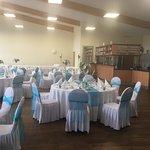 Eventhalle Hochzeit