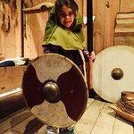 Billede af Lofotr Viking Museum