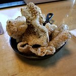 Nothing like some pork rinds!