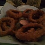 Onion Ring Appetizer = $9.99