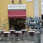 Photo de Cafe Saint George