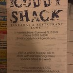 Foto de The Coddy Shack