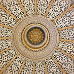 Monserrate ceiling(you can see what a jewel this is)