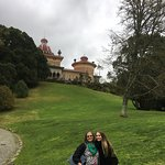Monserrate ...Mother & Daughter awe struck by the beauty.