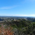 View looking South from Mt. Soledad