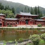 Photogenic Byodo-In Temple