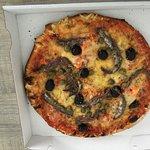 Pizza de L'ormeau의 사진