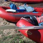 Foto van Rafting Route 62