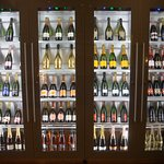 The Champagne Bar at the Pearl of Africa Restaurant offers the widest choices in Uganda