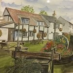 A painting done in 1997. I owned the pub from 1995 to 2001.