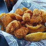 Fish & Onion Rings