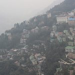 City view from ropeway