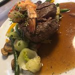 Low Carb Surf & Turf