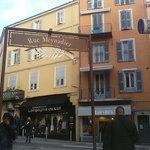 Rue Meynadier Foto