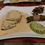 Bavette sauce St Marcellin