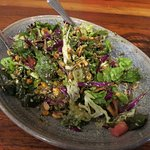 Tea Leaf Salad - mixed