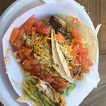 Fish Tacos @ Woodys