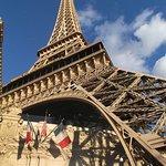 Le Village Buffet in Paris, Las Vegas.....