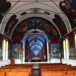 Фотография Star of the Sea Painted Church