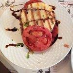 Ταλαγάνι με μαρμελάδα ντομάτας