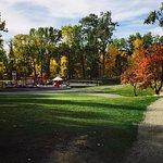 Photo de Le parc de l'île du prince