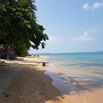 Foto de I-Talay Beach Bar & Cottages at Taling Ngam