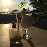 Foto de Pearl Restaurant at Linaw Beach Resort